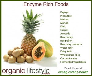 enzyme-rich-foods